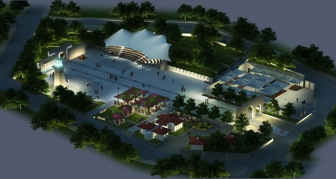 Divriği Kent Meydanı 25 Ekim'de açılacak
