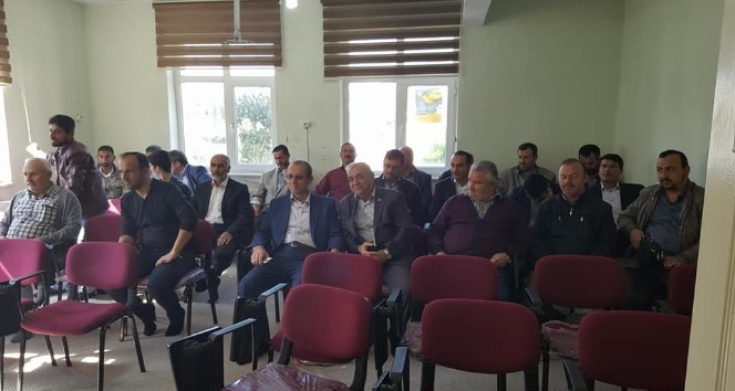 Pazaryeri Belediye Başkanı ve Meclis üyelerinden İlçe Müftülüğü'ne ziyaret
