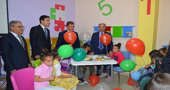 Şırnak'ta ilk Z-Kütüphane açıldı