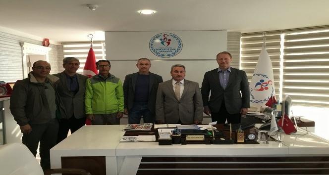 Kayaklı Oryantiring Avrupa Şampiyonası Erzurum'da