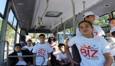Siirtte 184 Öğrenci Çanakkaleye gönderildi