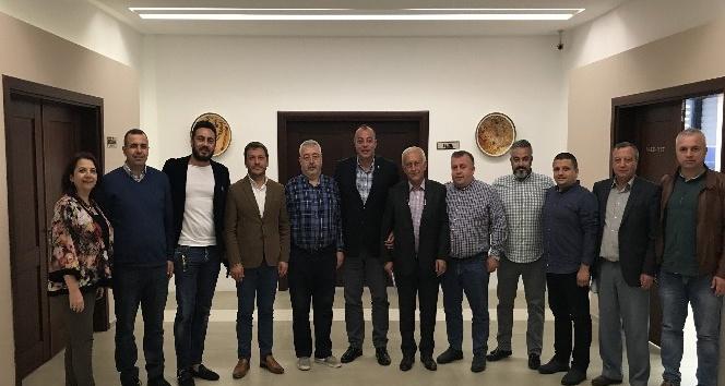 ÇTSO'da yeni başkan, Tamer Selçuk Semizoğlu