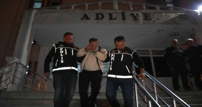 152 kilo eroin sevkıyatı yapan şoför tutuklandı