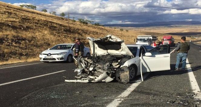 Elazığ'daki trafik kazasında ölü sayısı 2'ye çıktı