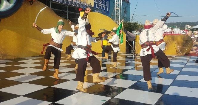 Güney Kore'de 'Türk Günü'