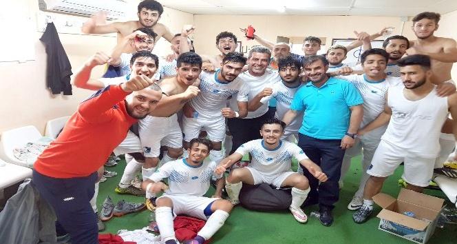 BB. Erzurumspor U 21 ekibi tarih yazıyor