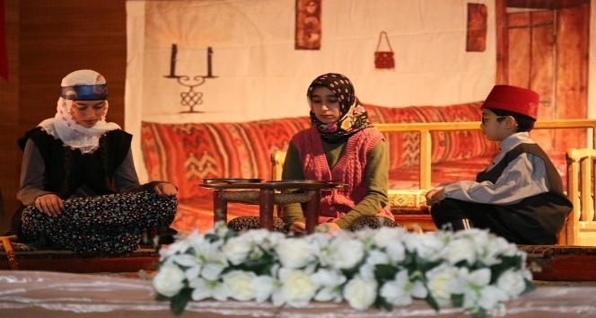 Melikgazi Belediyesinde tiyatro oyuncusu yetiştirilecek