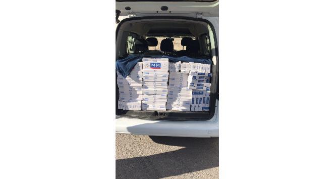 Van'da kaçakçılık operasyonları