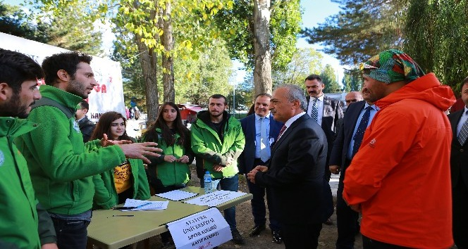 Atatürk Üniversitesinde Aşure İkramı
