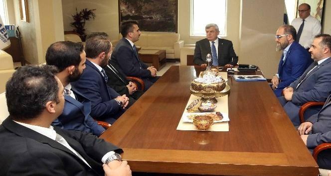 """Başkan Karaosmanoğlu, """"Bağımlılıkla mücadelede asıl olan koruyucu çalışmalardır"""""""