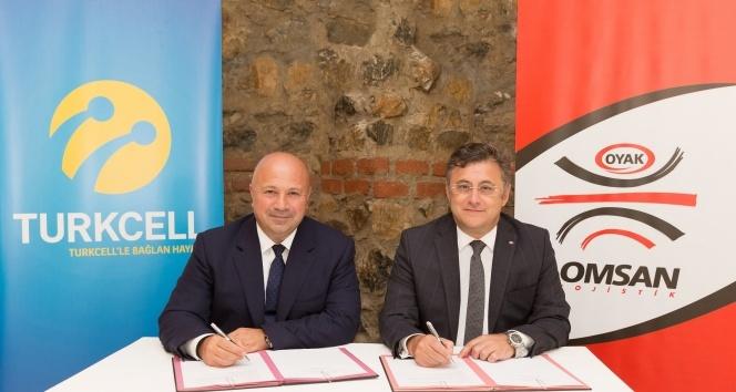 OMSAN ile Turkcellden 10 yıllık stratejik işbirliği