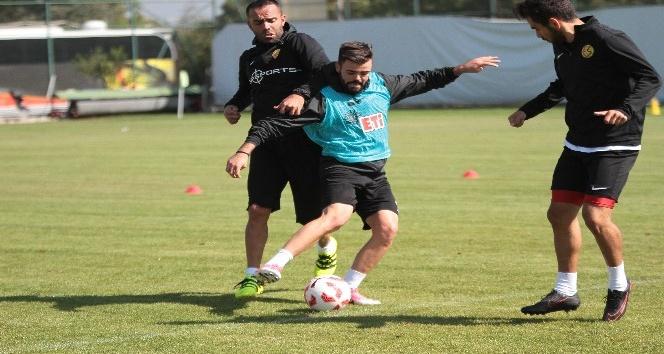 Eskişehirspor Milli Takım arasını iyi değerlendiriyor
