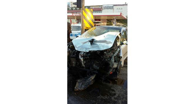 Trabzon'da trafik kazası: 3 yaşındaki çocuk öldü