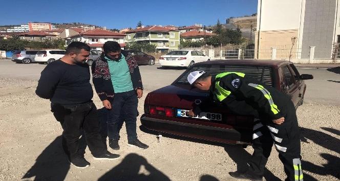 Yozgat'ta trafik ekipleri denetimlerini artırdı