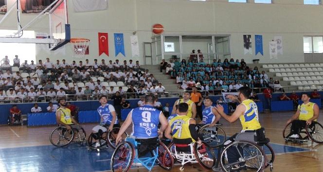 Metin Alparslan Federasyon Kupası heyecanı İskenderun'da başladı