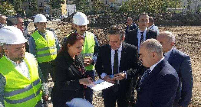 Bakan Yardımcısı Karabay önemli ziyaretlerde bulundu