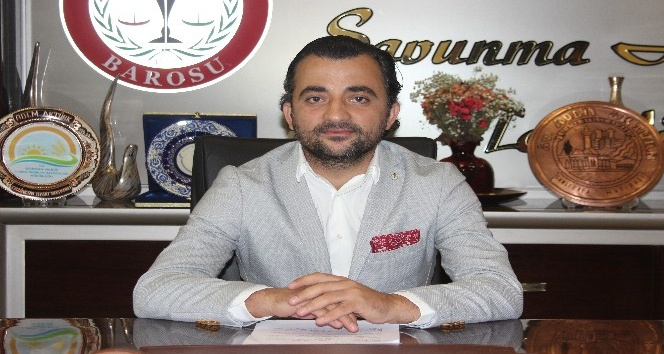 Erzincan Barosu'ndan suç duyurusu