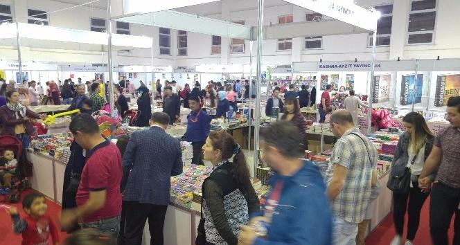 Manisa'da Kitap Fuarı 6 Ekim'de açılıyor