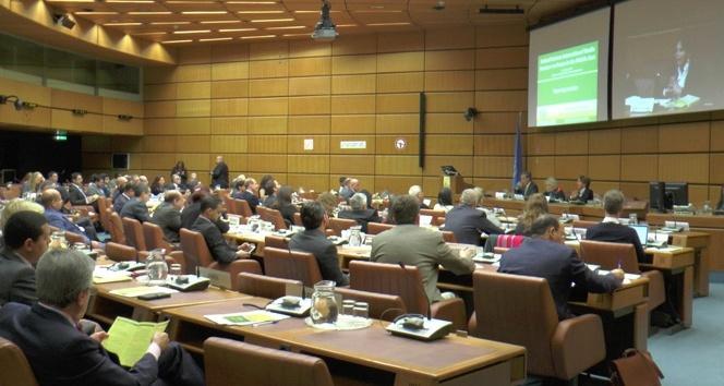 Viyanada Uluslararası basında Ortadoğuda barış sempozyumu