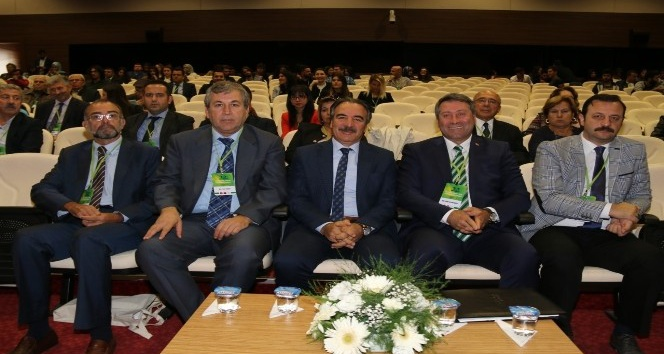 Milletlerarası Türk Kooperatifçilik Kongresi Nevşehir Hacı Bektaş Veli Üniversitesinde başladı
