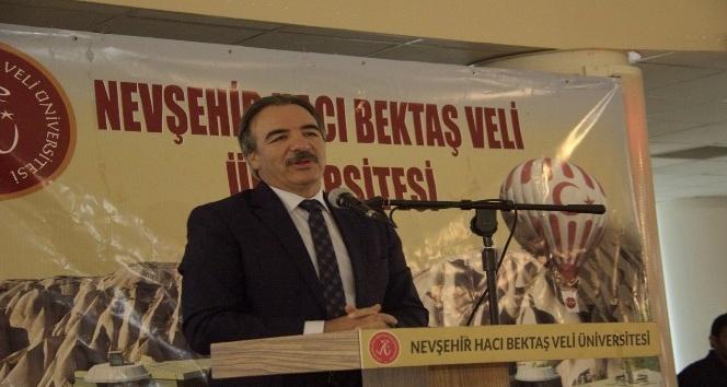 Rektör  Prof. Dr. Mazhar Bağlı uluslararası öğrenciler ile bir araya geldi