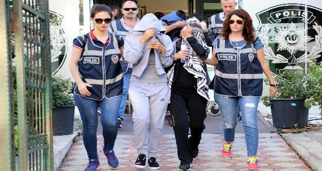 'Gala gecesi' şifreli fuhşa 4 tutuklama