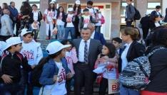 Tuncelide Biz Anadoluyuz projesi