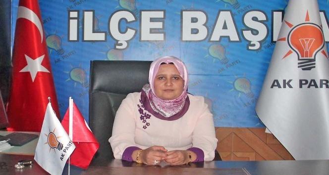 AK Parti'de performans rekoru Harran kadın kollarının