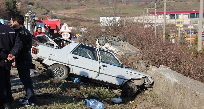 1 kişinin öldüğü 5 kişinin yaralandığı kazada sürücüye hapis cezası