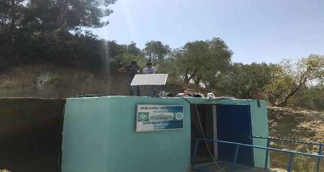 Saruhanlı'da depo bakım onarımları başladı