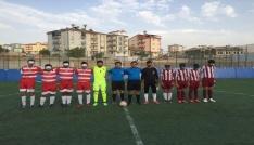 Görme engelli futbolcular Sesi Görenler Liginde