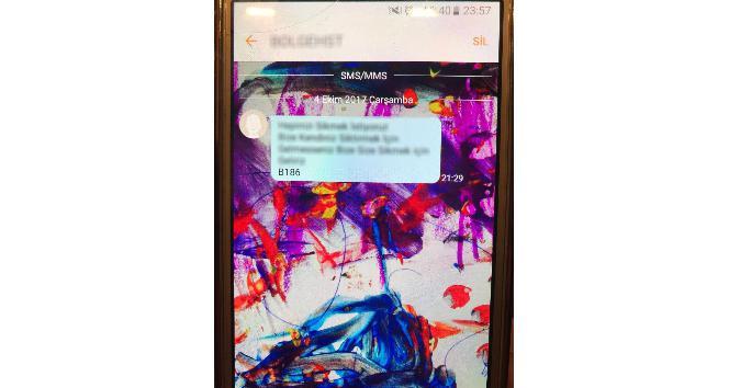 Özel hastaneden ahlak dışı SMS şoku