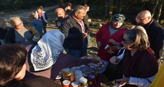 Marmaraereğlili vatandaşlara Saray ilçesindeki proje tanıtıldı