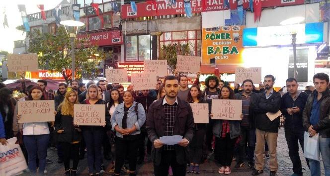 CHP'li gençlerden Kemal Kılıçdaroğlu'na çağrı: