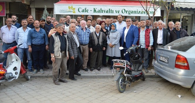 Turgutlu MHP'de toplu istifa