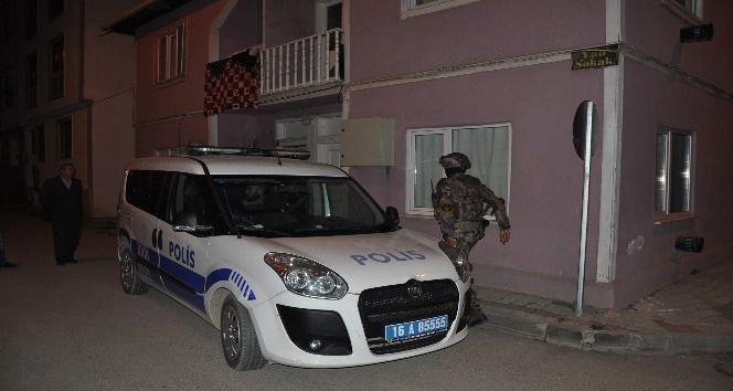 Bursa'da DEAŞ operasyonu 6 gözaltı