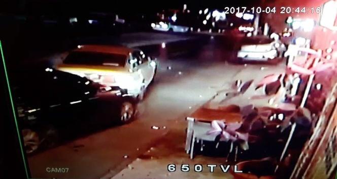 (Özel haber) Kalp krizi geçiren öğretim üyesi önce arabaya sonra adama çarptı
