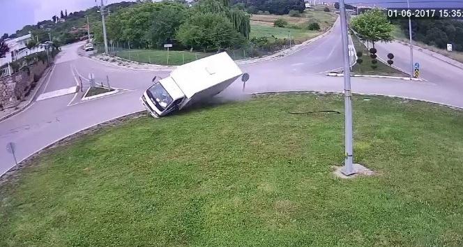 (Özel Haber) Dikkatsizlikler kazaları beraberinde getirdi