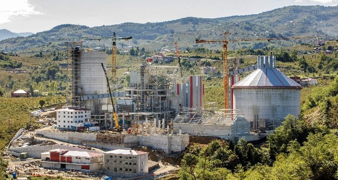 Trabzon Çimento Fabrikası ile ilgili eleştirilere cevap verdi