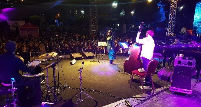 Beylikdüzü Caz Festivali Şenay Lambaoğlu ile final yaptı