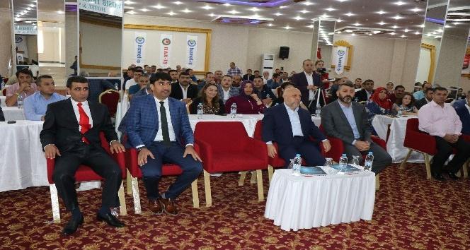 Hak-İş Konfederasyonu ve Hizmet-İş Sendikası Genel Başkanı Mahmut Arslan: