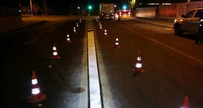 Büyükşehir Belediyesi daha güvenli ulaşım için çalışıyor