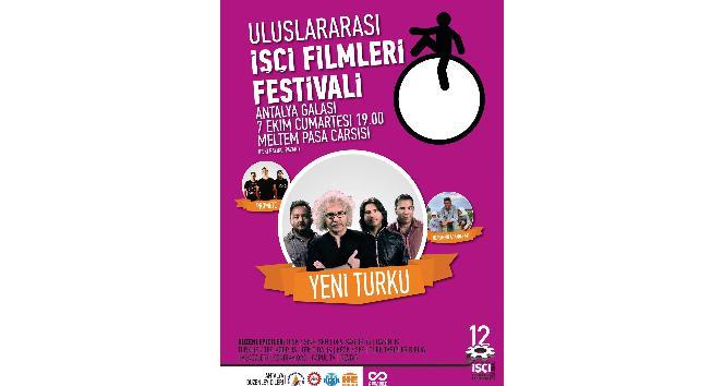 Uluslararası İşçi Filmleri Festivali başlıyor