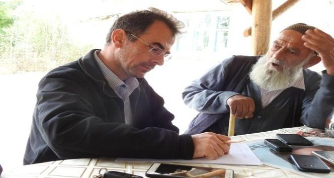 """""""Biyolojik Çeşitliliğe Dayalı Ulusal Geleneksel Bilginin Kayıt Altına Alınması Pilot Projesi"""" Erzurum'da başladı..."""