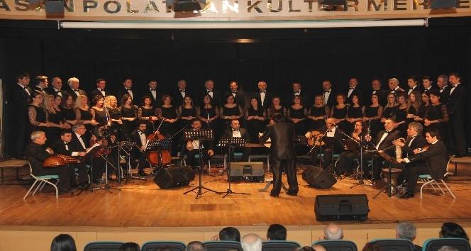Odunpazarı Halk Eğitimi Merkezi Türk Sanat Müziği Korosu yeni sezonu açıyor
