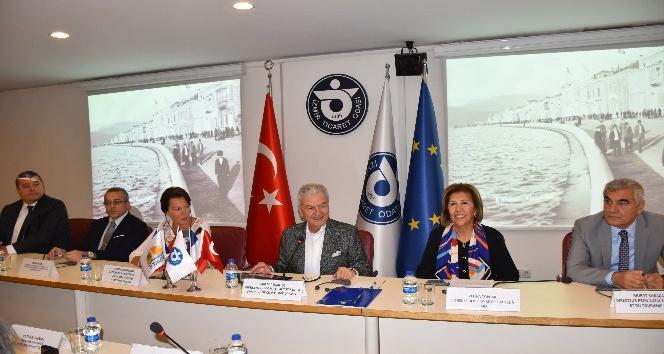 Fransa seyahat acentaları ikili görüşmeler için İzmir'de