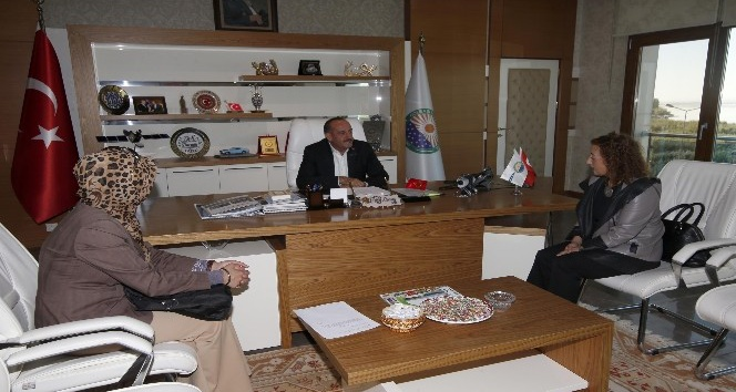 Başkan Duruay 'halk günü'nde vatandaşları dinledi