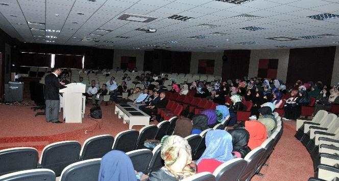 KMÜ'de Kerbela konulu konferans düzenlendi