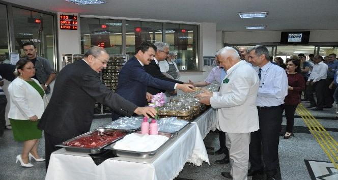 Adana Adliyesi'nde Aşure Günü