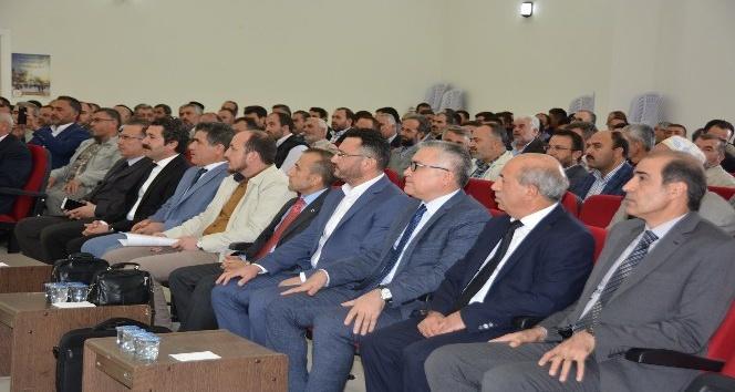 Camiler ve Din Görevlileri Haftası etkinlikleri